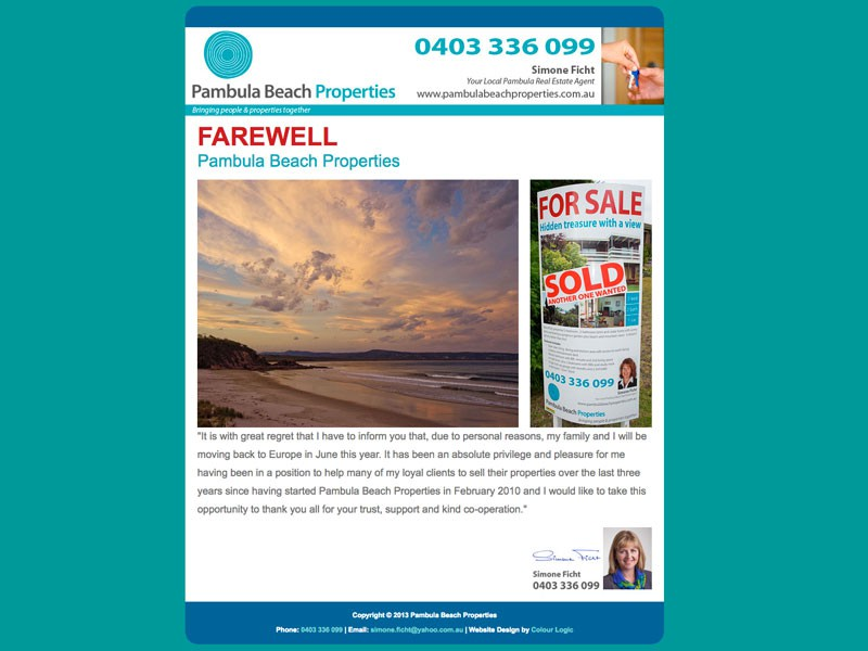 Pambula Beach Properties, Pambula Beach NSW