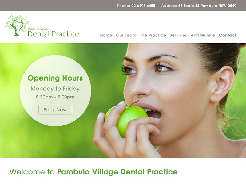 Pambula Village Dental Practice, Pambula NSW